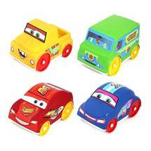 kit-com-4-carros-divertidos-artoys-conteudo