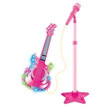 guitarra-microfone-dm-toys-conteudo