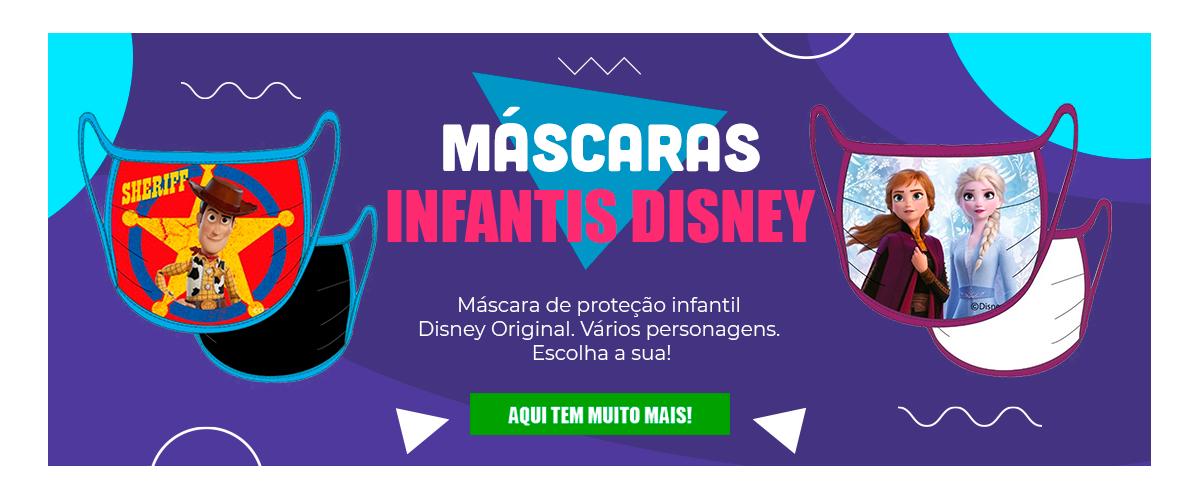 Banner Máscaras