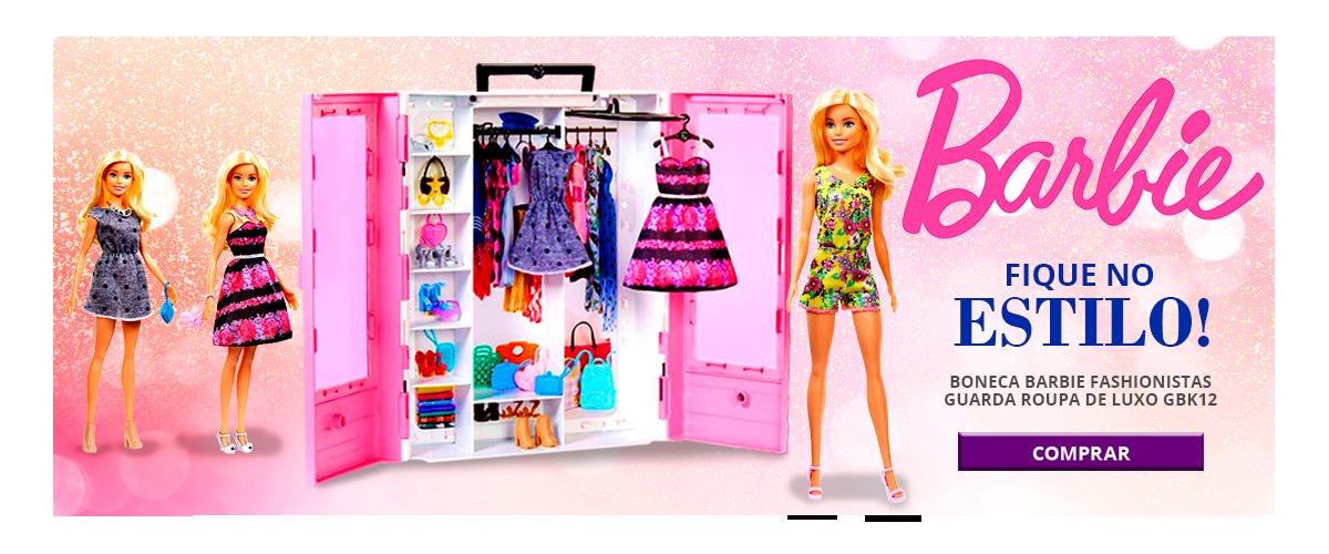 Barbie Fique no Estilo